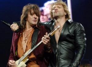 Bon Jovi y Richie Sambora