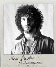 Neal Preston, fotógrafo