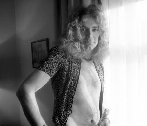 Robert Plant, Chicago, Ill. 1975