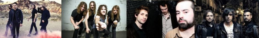 THE KILLERS - AIRBOURNE - HAVALINA - DINERO