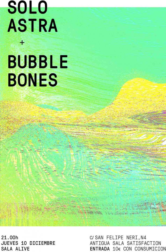 solo astra y bubble